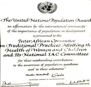unfpa-award